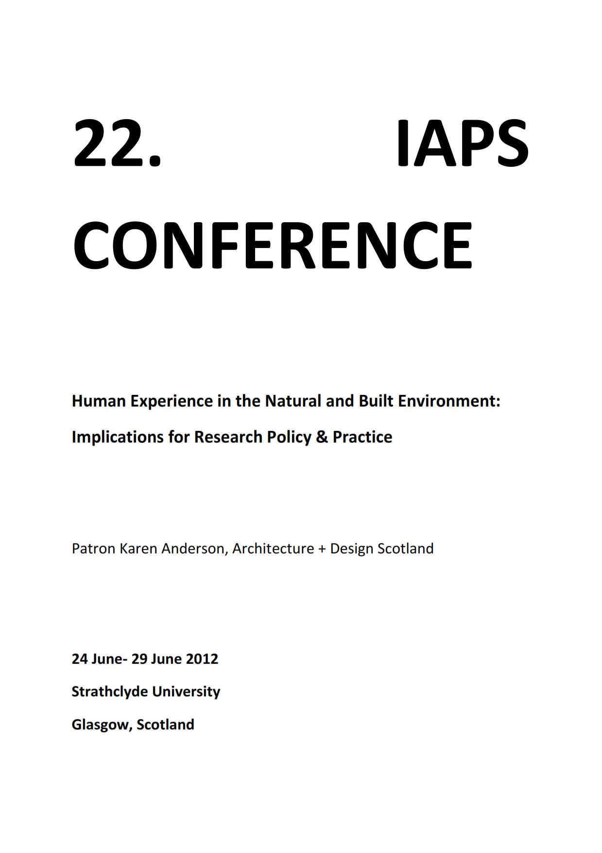 22 IAPS