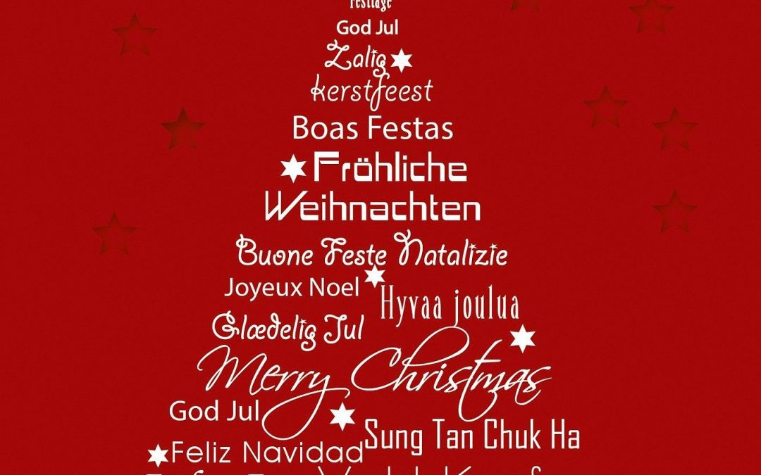 We wish a Beautiful Christmas and a Wonderful New Year!