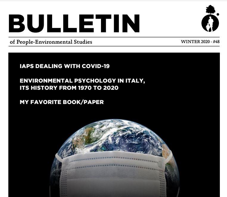 New – IAPS 48 Bulletin – Winter 2020